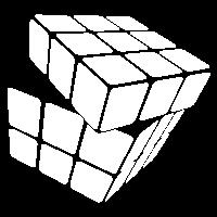 Λογότυπο DesignGraphic σε κίτρινο φόντο